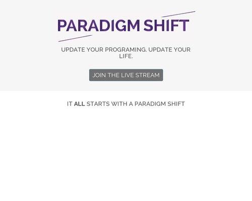 Paradigm Shift | Proctor Gallagher Institute 1