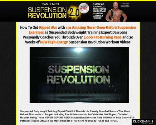 Suspension Revolution 1