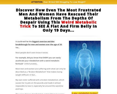 Lean In 19   Extreme Fat Loss Plan 1