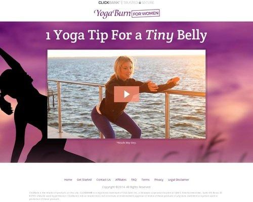 Yoga Burn Challenge 1