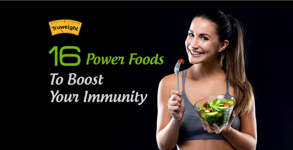 16 Foods To Boost Your Immunity Recommended By Nutritionist