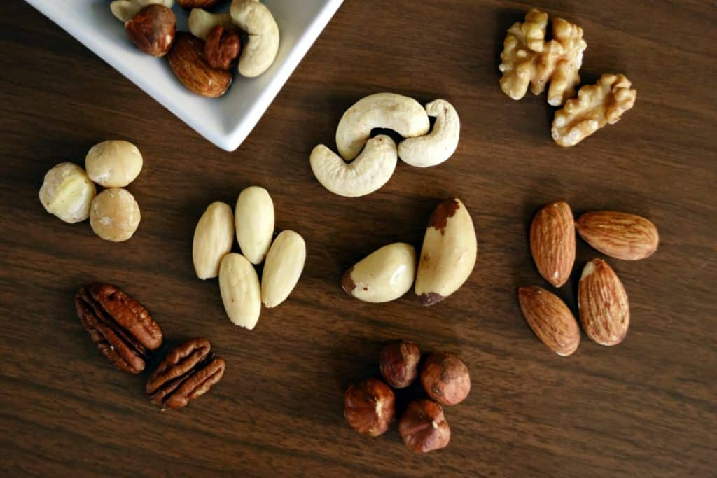 Ranking the best nuts for keto of 2020