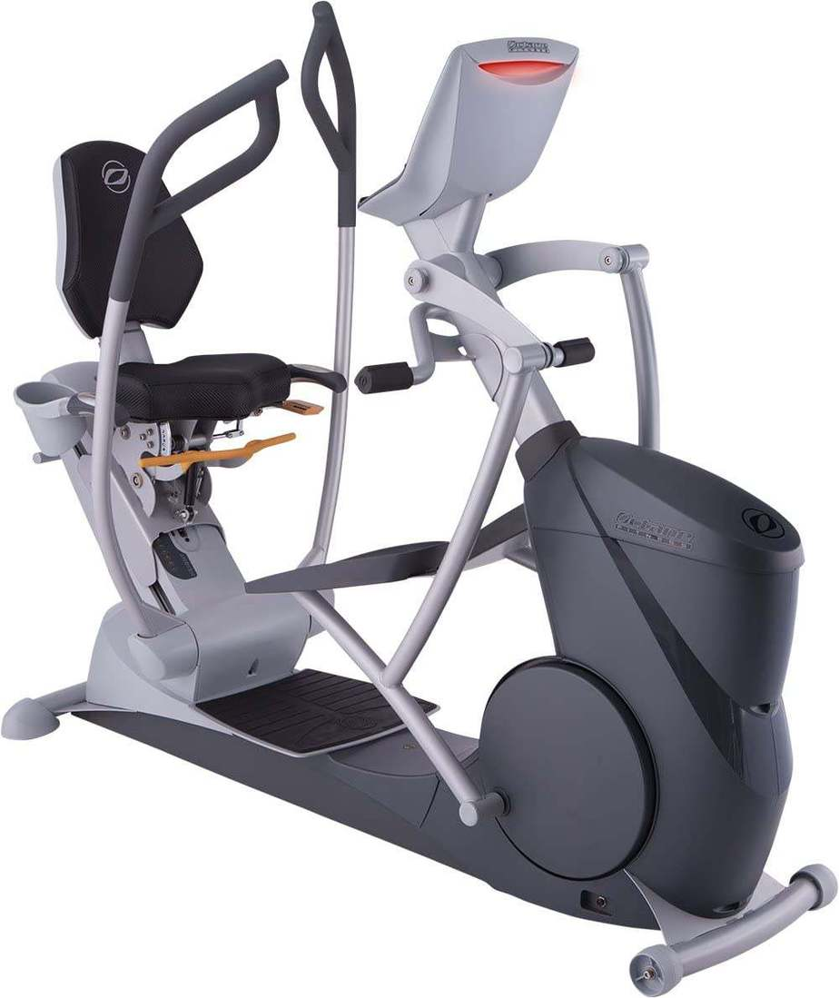 The Octane Fitness xR6x Elliptical Machine Trainer