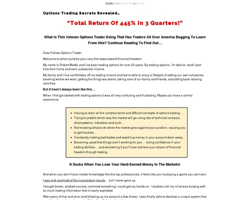 8 Simple Rules Sales Page V3 - The Trading Code 1