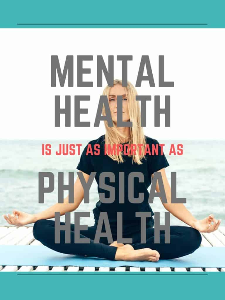 Take Full Responsibility of Your Mental and Physical Condition