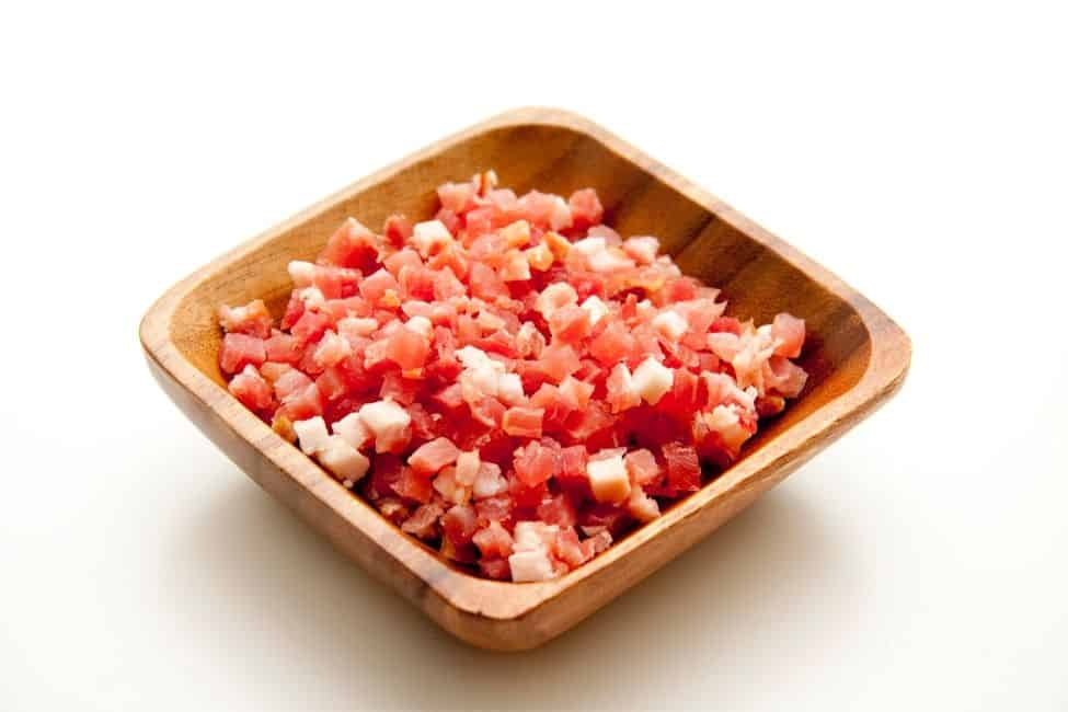 What Are The Fat Pumping Food To Avoid - Bacon Bits