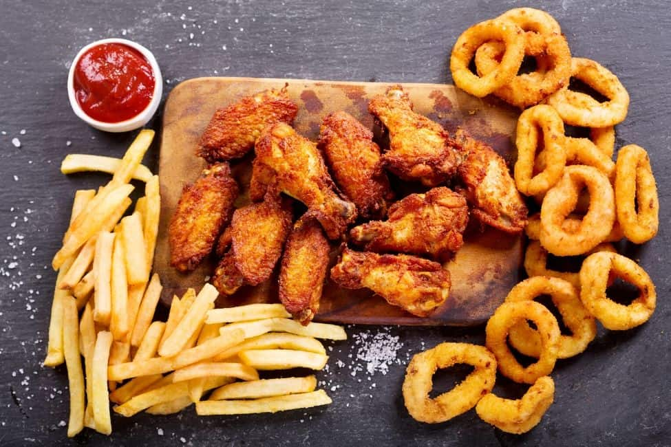 What Are The Fat Pumping Food To Avoid - Fried Food