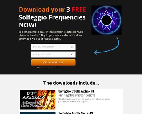 Free solfeggio downloads - 396Hz, 417Hz and 528Hz — Personal Development Life 1