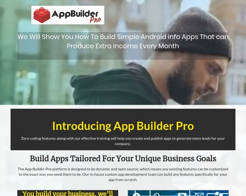 App Builder Pro app builder - app builder - learn to quickly build interactive maps in app builder apps 1