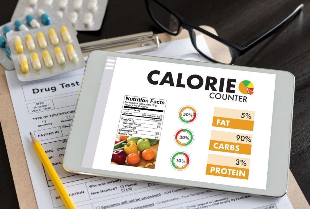 Calorie Calculation Tool