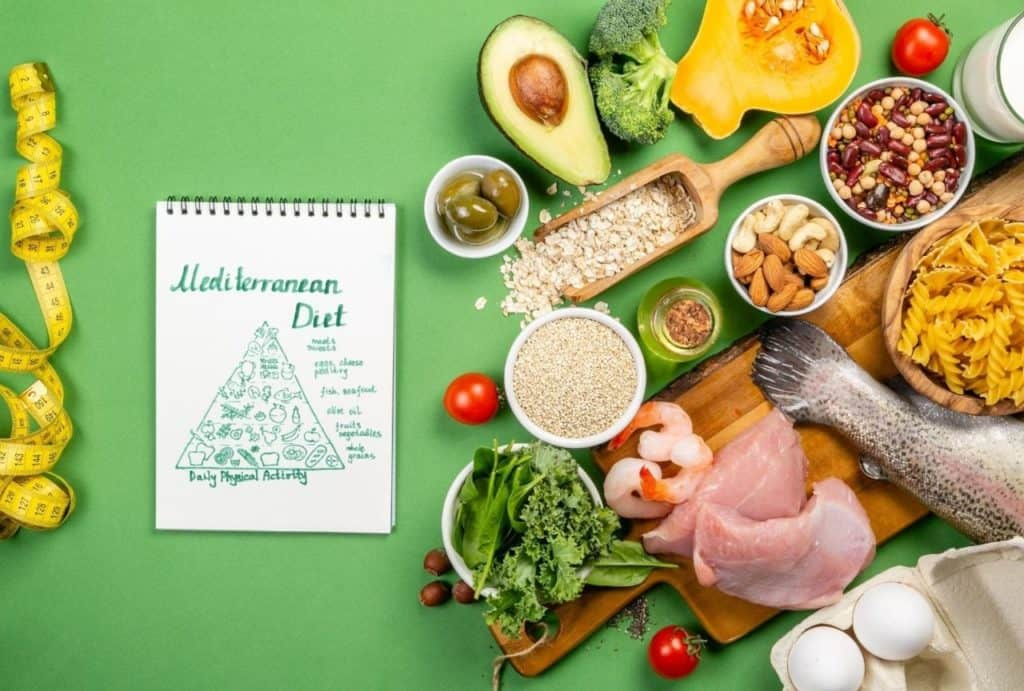 The Mediterranean Diet is Your Healthy Weight Loss Companion