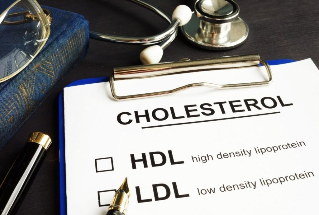 The Paleo Diet promotes lower triglycerides and enhanced good HDL cholesterol.