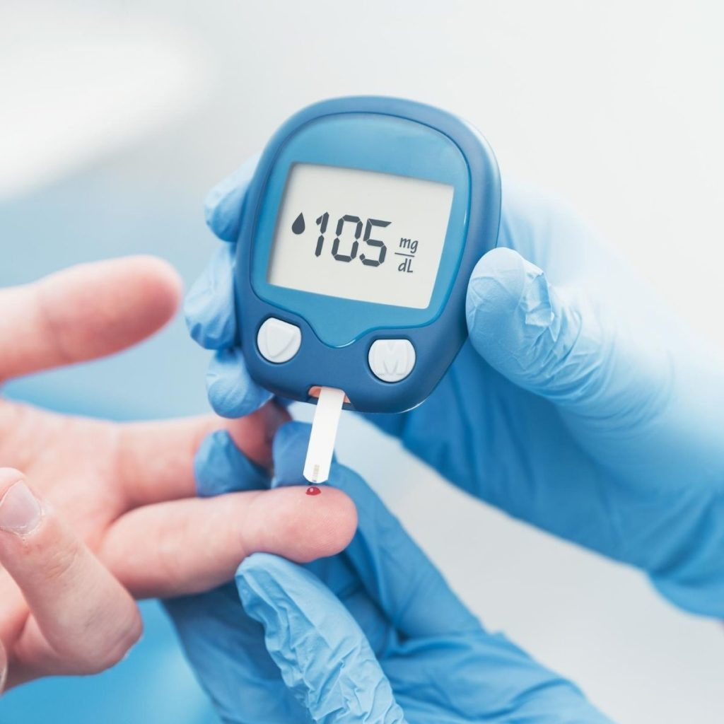 Keeping your body active and mobile helps you fight diabetes