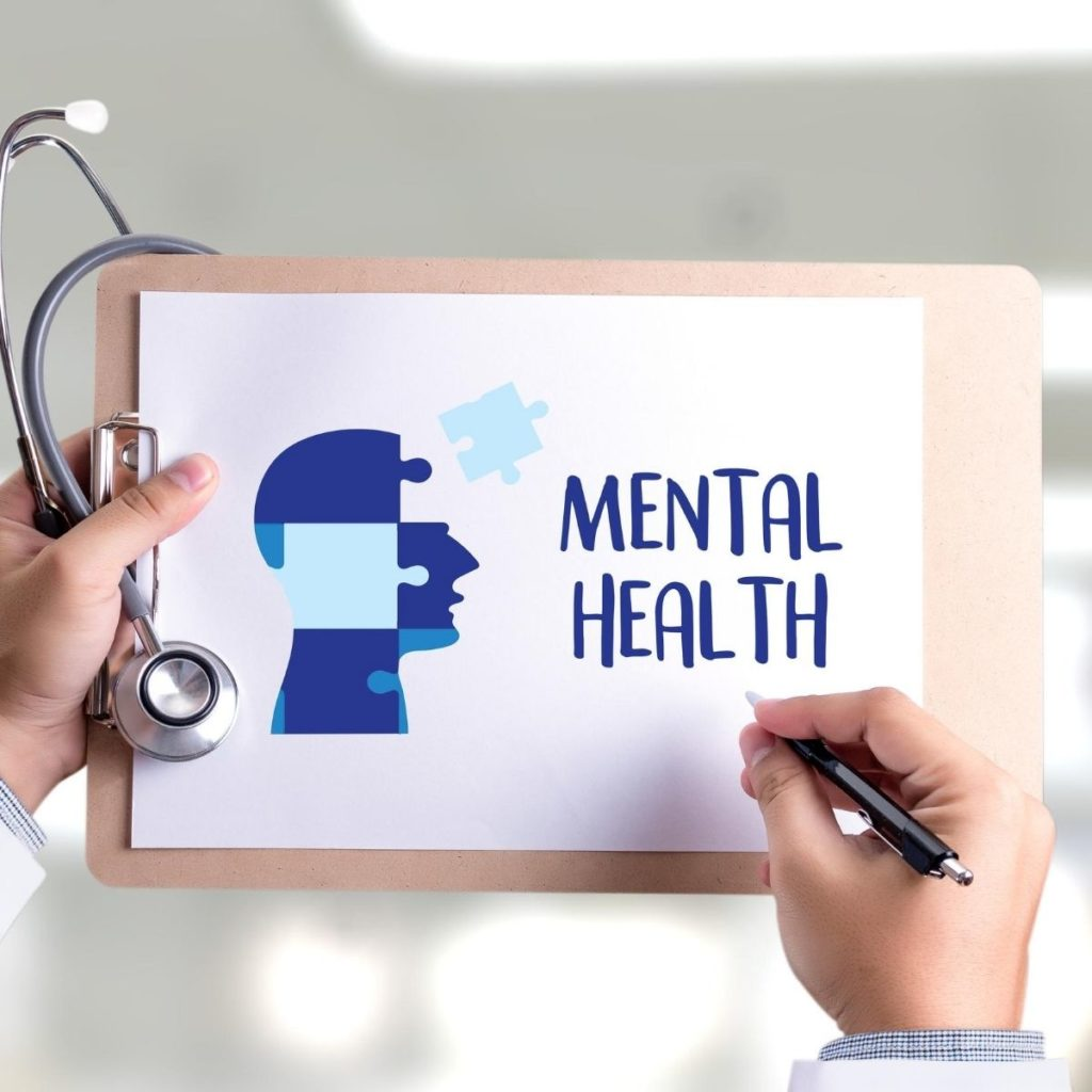Keeping Your Body Active And Mobile improves mental health
