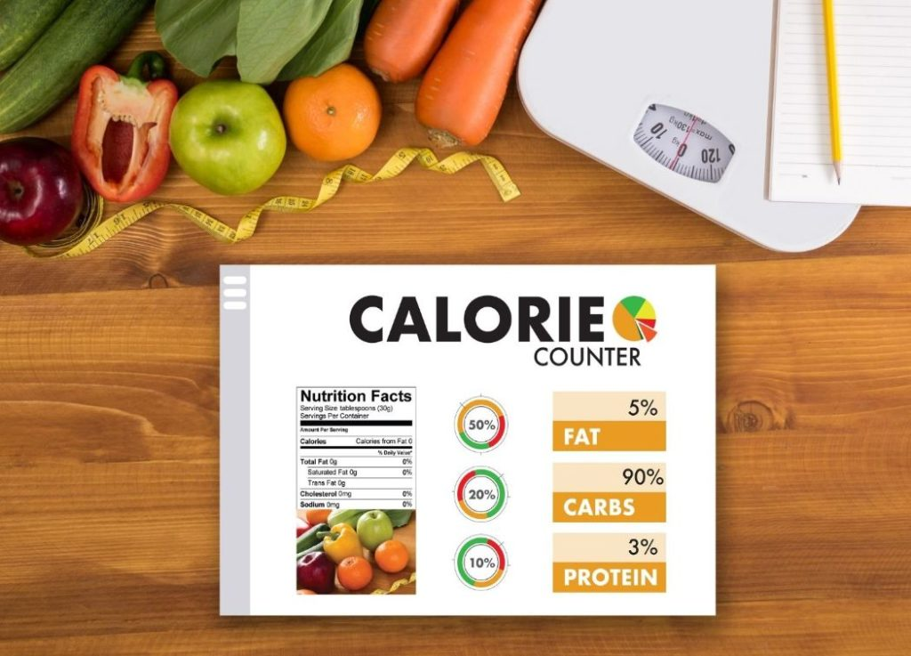 The Advantages of this calorie, portion, and macro calculator