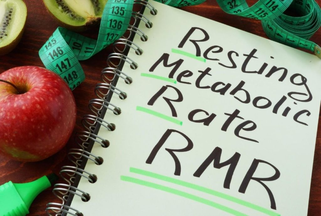 Resting Metabolic Rate (RMR) Calculation Tool
