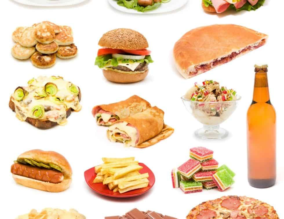 Foods to avoid to lose weight faster - Junk Foods (2)