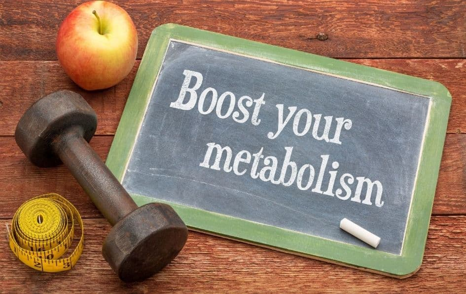 Boost your metabolism from HIIT training workout