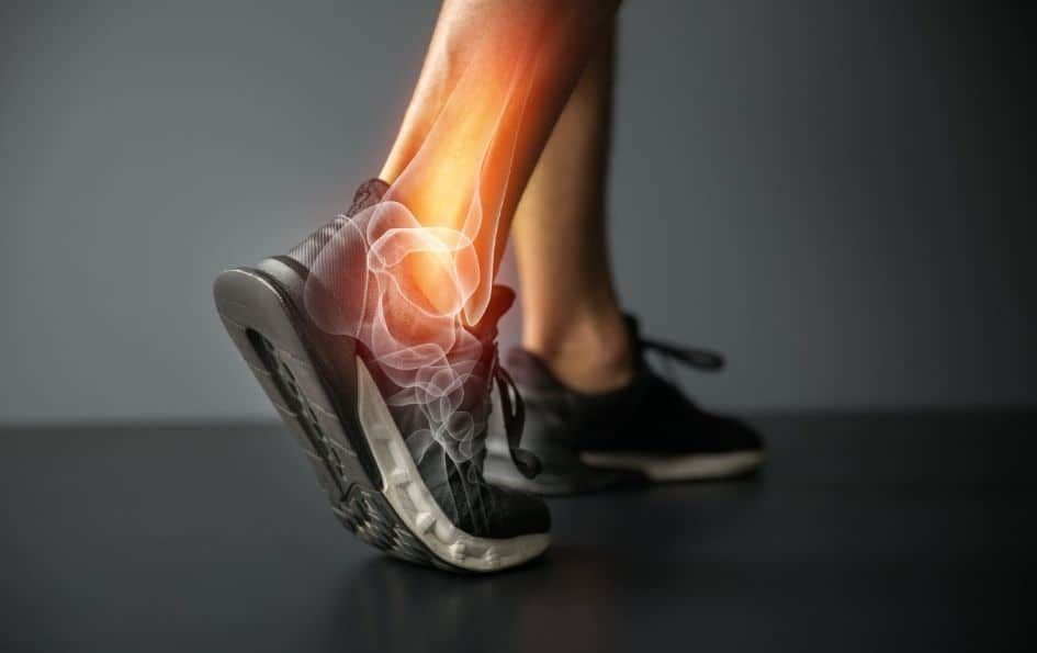 Risk of injury in tendons, and other joints from HIIT training