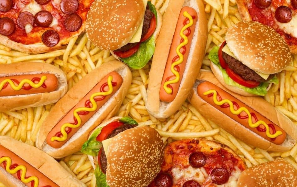 Processed Foods must be avoided