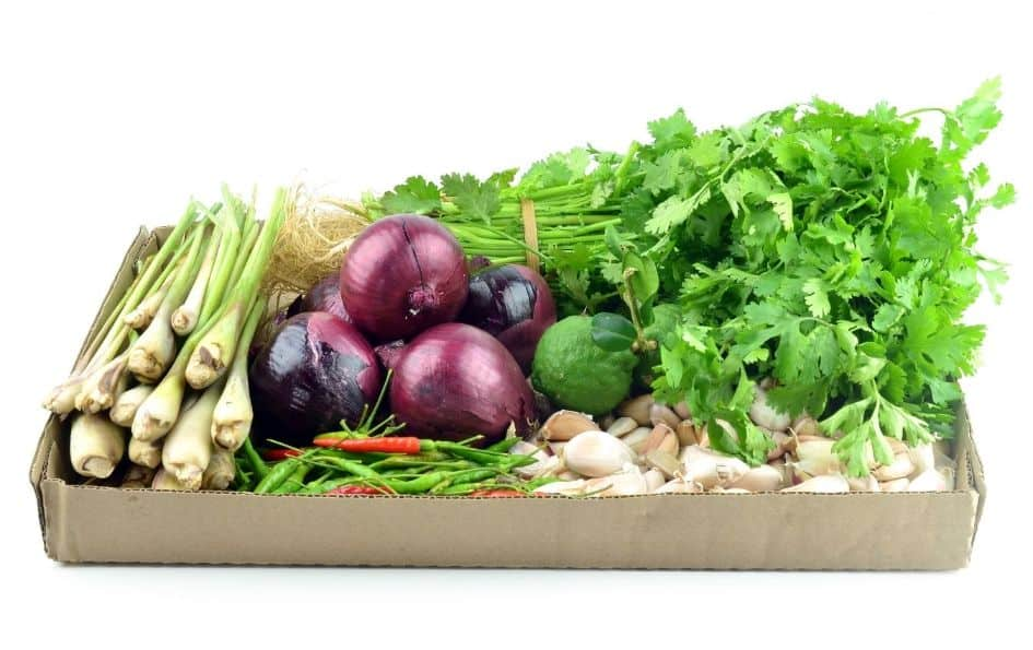 How to buy vegetables on the ketogenic diet