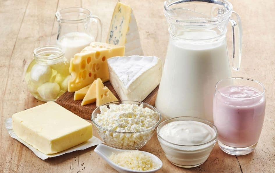 Dairy products on the ketogenic diet