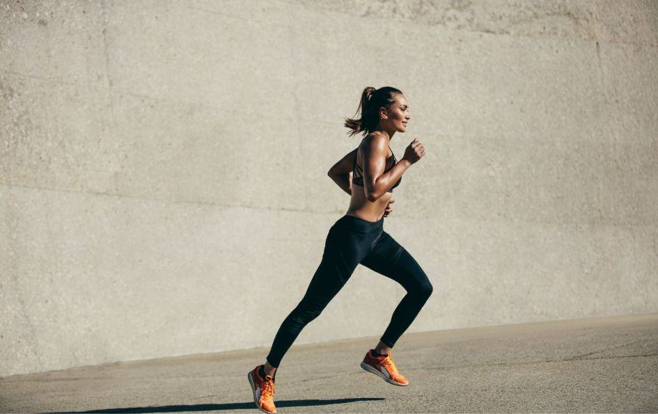 Running promotes your health