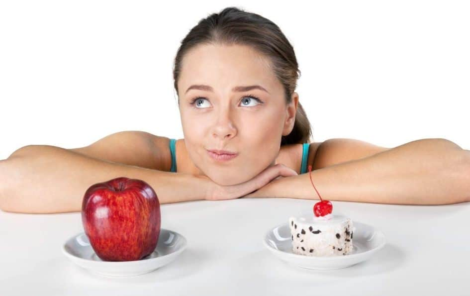 Start by eating food and not processed products