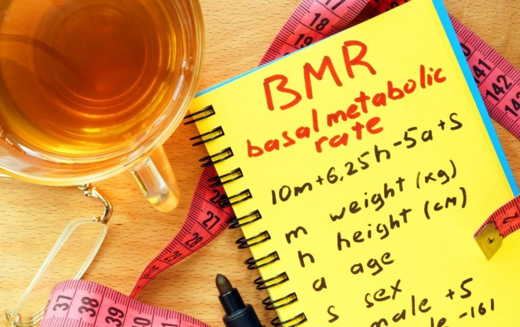 The basal metabolism rate is the minimum amount of energy