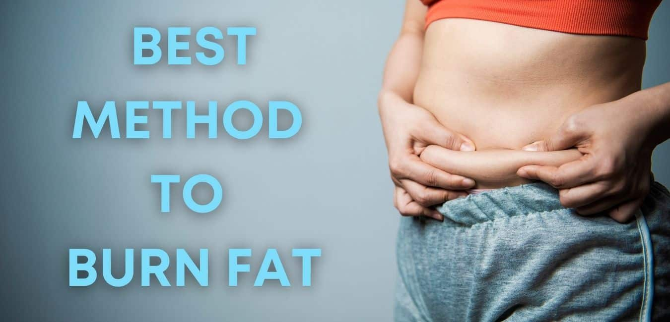 What is the best method to burn fat