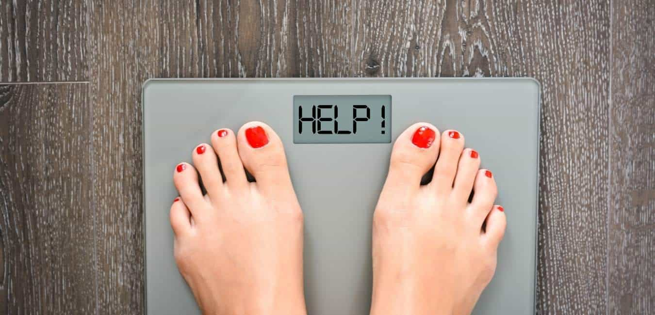 10 reasons why you can't lose weight