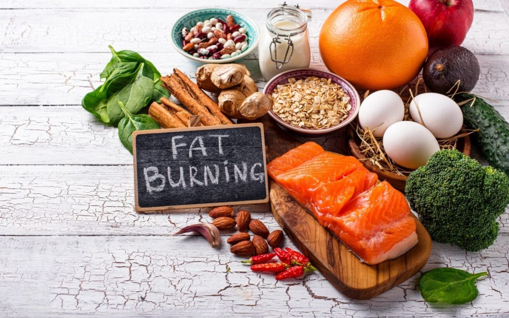 Eat more Fat Burning Foods to Boost your Metabolism and Burn Body Fat