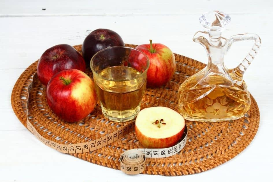 The vinegar diet is one of the 5 Recommended Diets