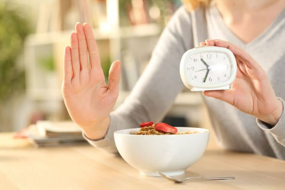 The antiaging diet should include intermittent fasting