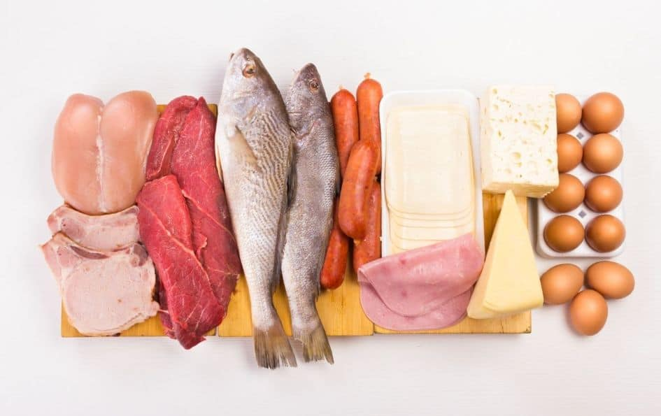 Proteins are a significant factor in Counting macronutrients