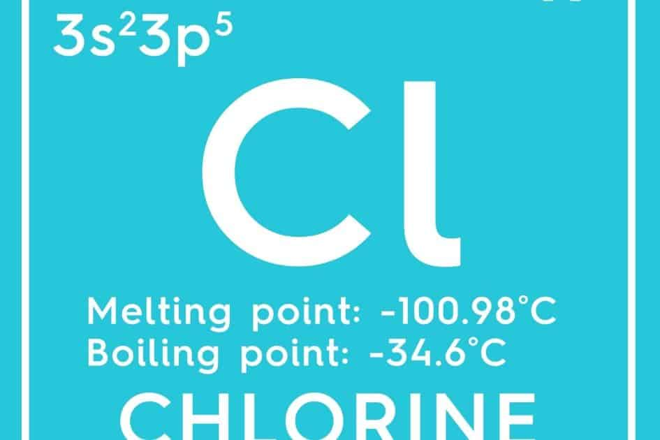 The importance of chlorine to the human body