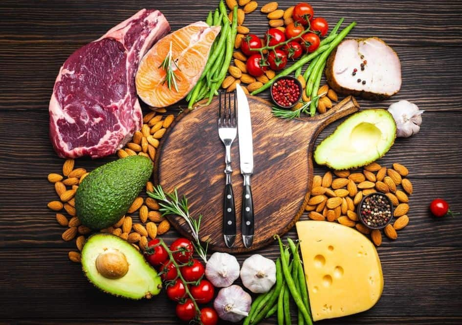 Foods allowed to eat in a Ketogenic Diet