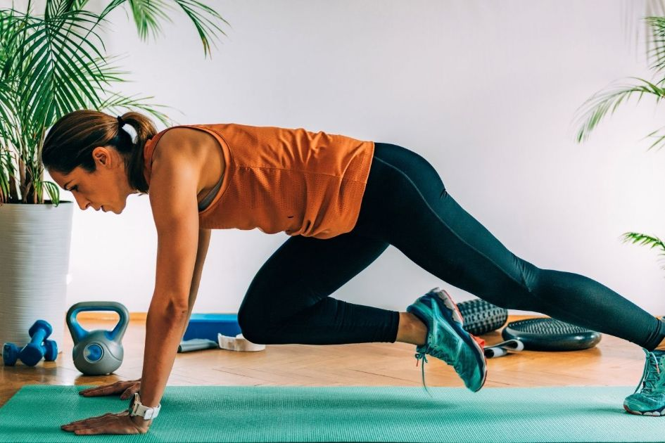 Short sessions of High-intensity interval training sessions (HIIT) significantly activate our metabolism