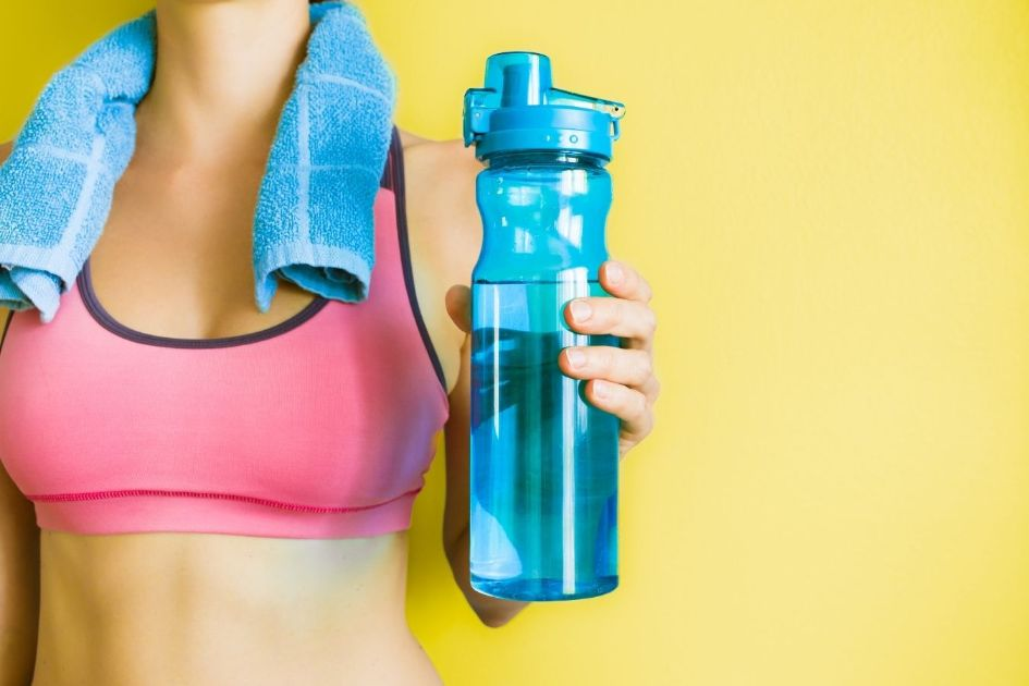 Hydration is essential to recover the fluids you lose the first few ketosis days
