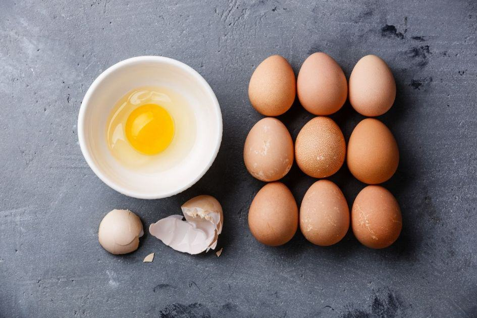 In a healthy diet, eggs are great allies