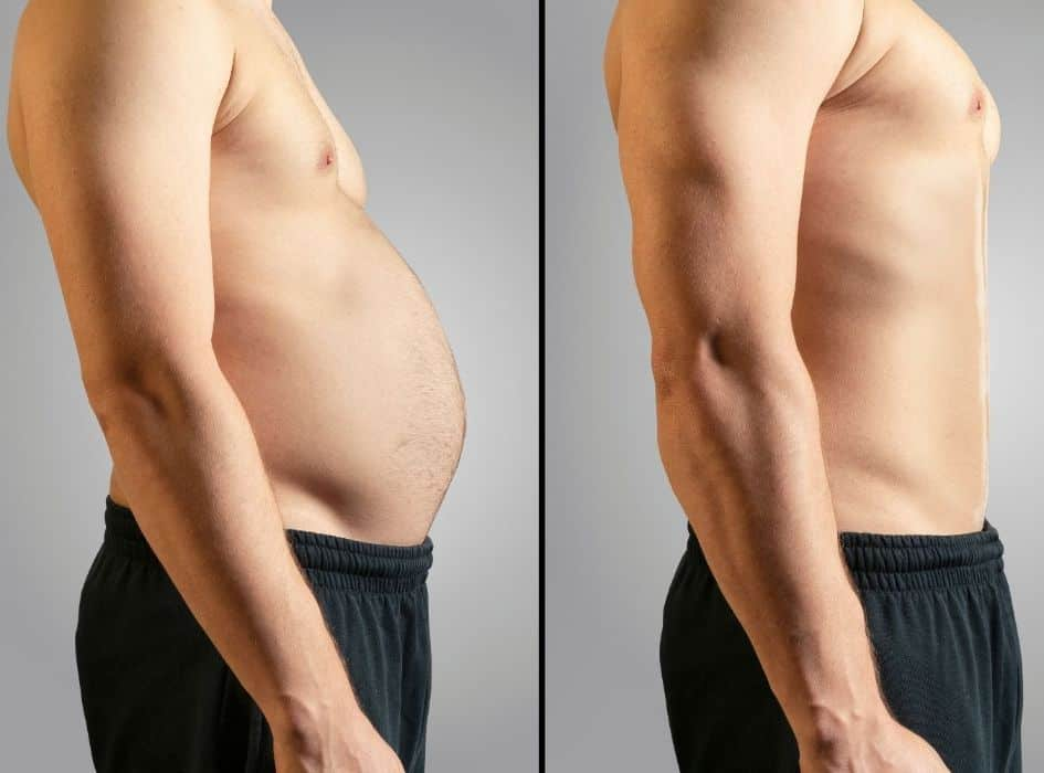 Gain muscle and lose fat