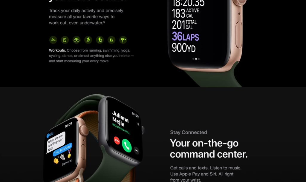 Apple Watch Series 6 is the smartest and most powerful yet
