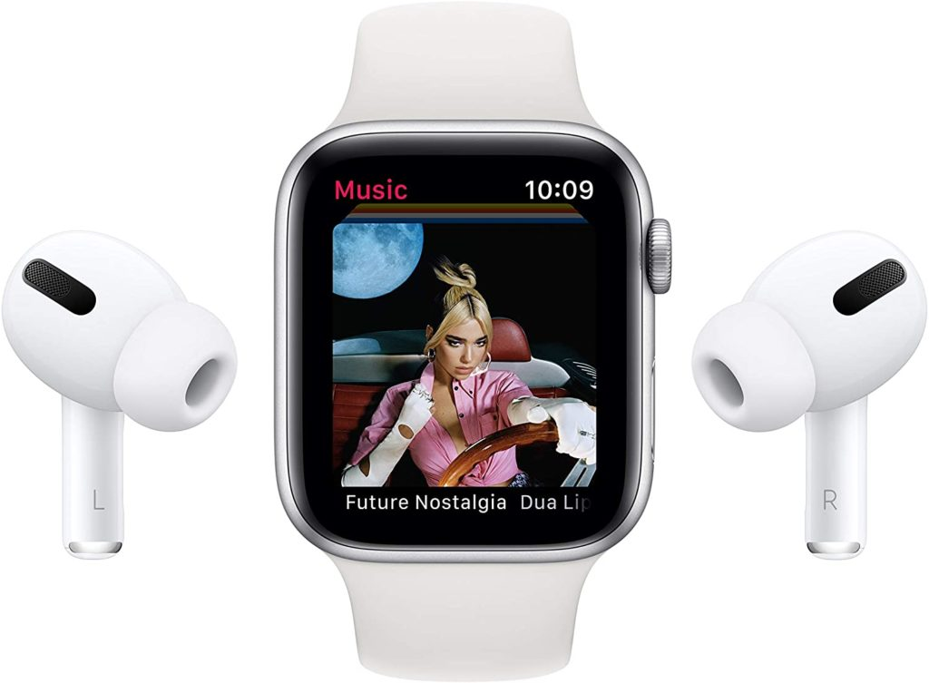 The Apple Watch Series 6 features an all-new design