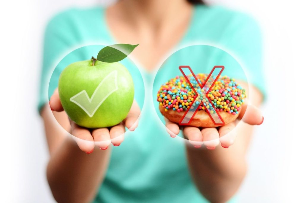 Nutrition is the most critical component of fitness
