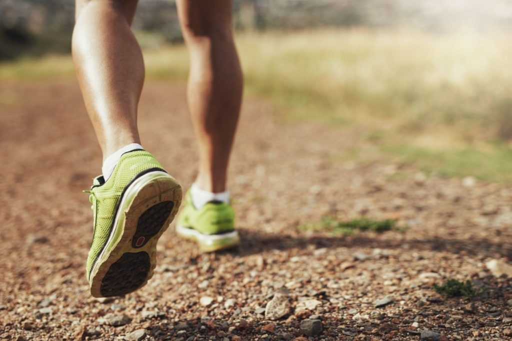 you determine the best stride for you?
