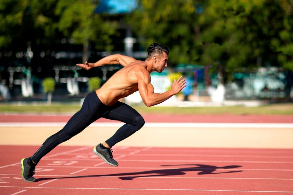 Sprinting is widely considered the greatest form of exercise on a mechanical level