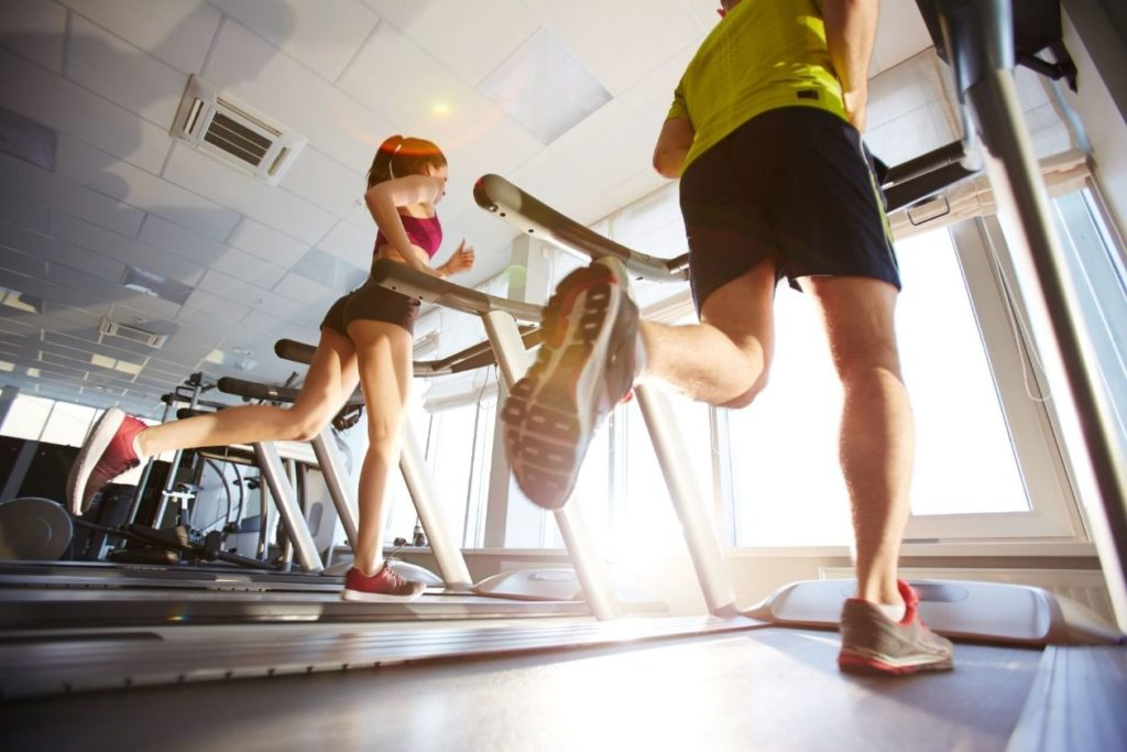 The treadmill is the perfect exercise machine to develop a Proper Running Technique