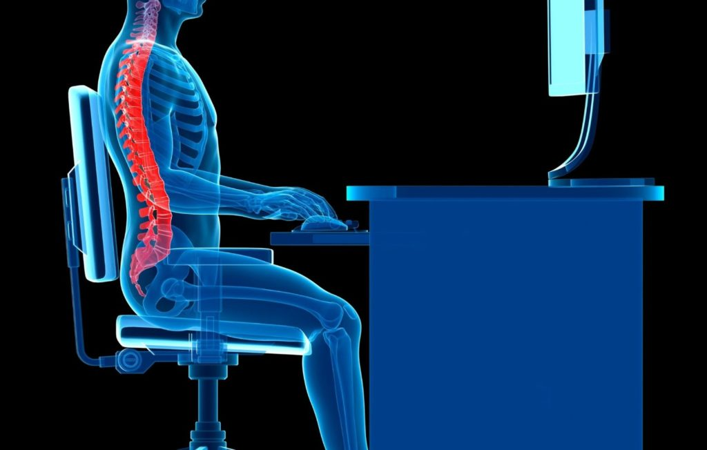 To avoid lower back pain, don't sit for more than two hours straight