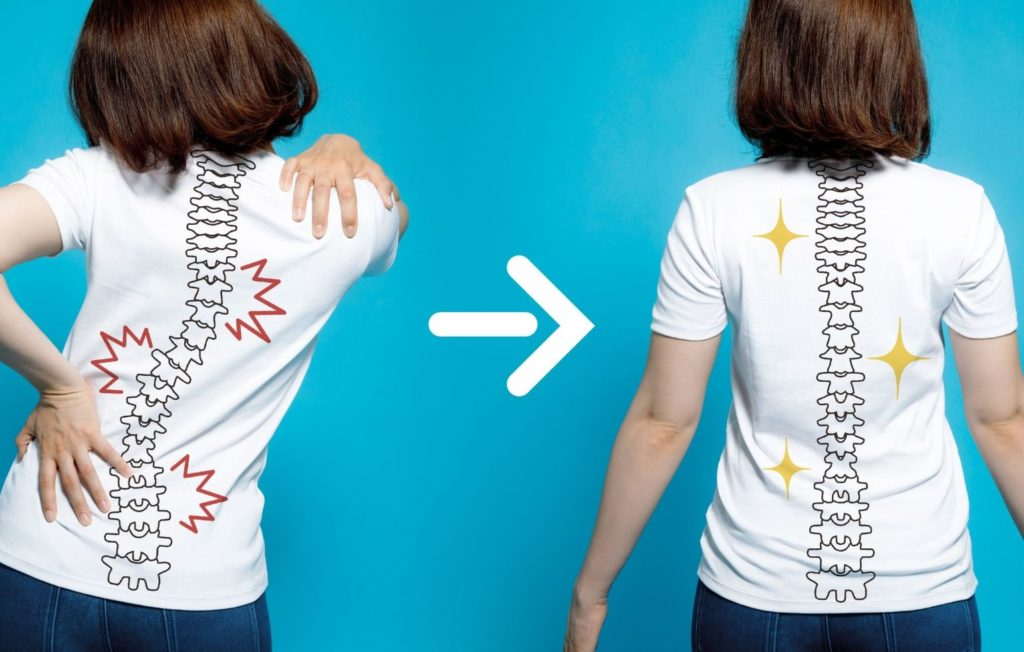 Maintaining proper posture will help you understand how to avoid lower back pain