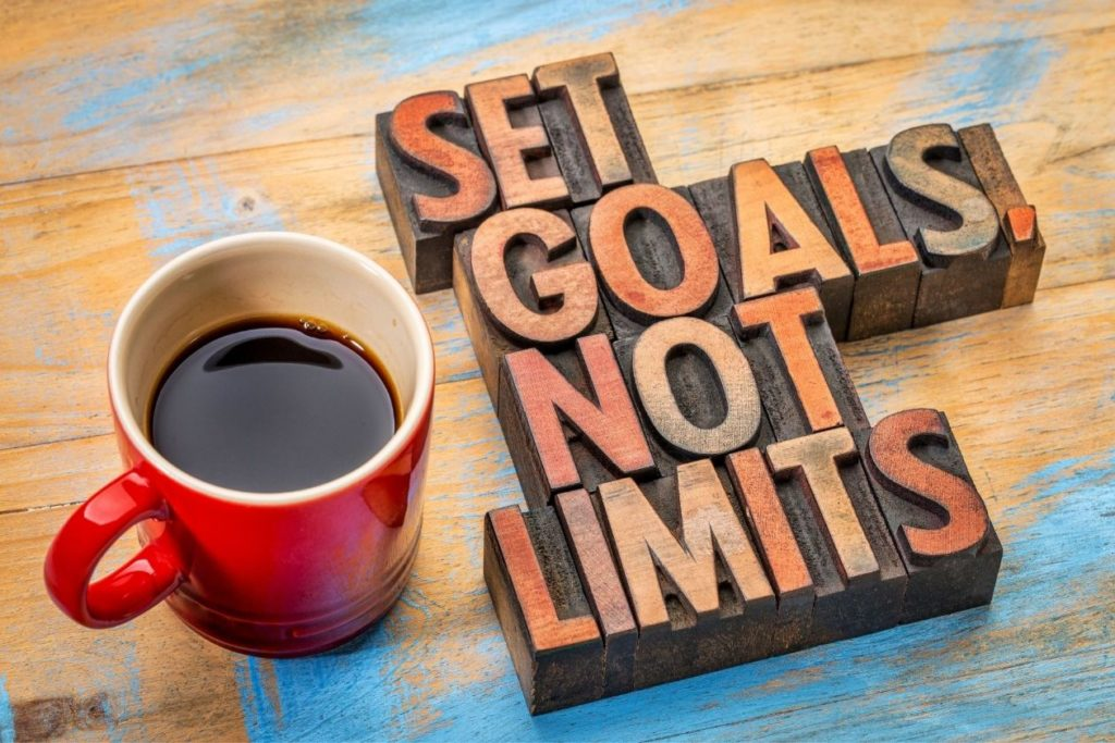 Increasing set goals will help you to motivate yourself in order to achieve your physical health goals